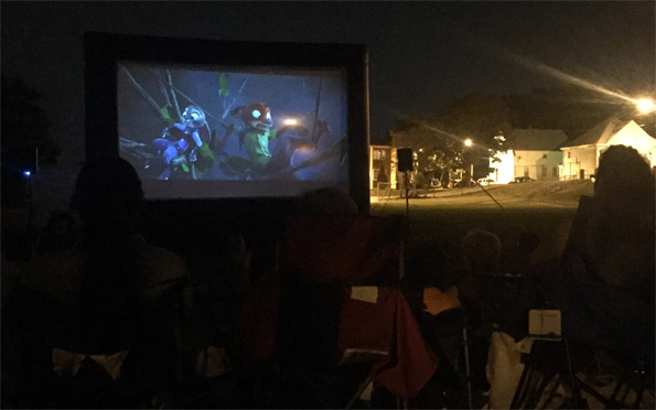 Community Outdoor Movie in the Park